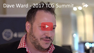 Dave Ward - 2017 TCG Summit