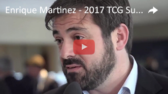 Enrique Martinez - 2017 TCG Summit